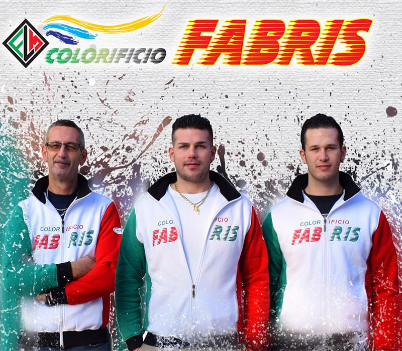 COLORIFICIO FABRIS STAFF